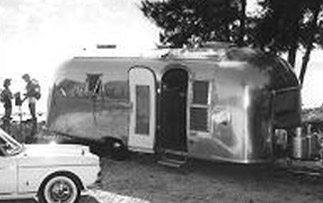 Vintage Airstream Photo