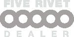 Five Rivet Logo_White - Chino 3